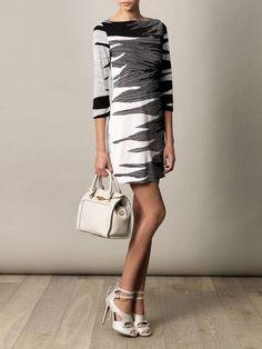 Sita white interview dress