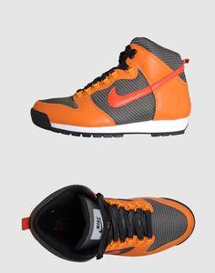 new product 68255 eaf41 NIKE High-top sneaker Nike High Tops, High Top Sneakers, Trainers, Kicks