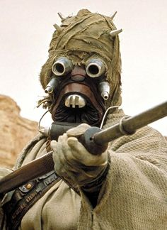 Tusken Raider /The 30 Greatest Star Wars Characters | Features | Empire