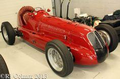 1939 Maserati 4CL, HGPCA Test Day, Siverstone