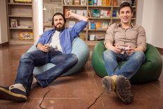 Traditionally, video games are played from a seated position, but the Nintendo Wii, Kinect for the Xbox 360 and PlayStation Move introduced motion-sensitive controllers to the consoles, encouraging users to stand up and burn calories while they play. Christian Dating, Christian Life, Best Dating Apps, Best Careers, Fashion Couple, Modern Kids, How To Become, How To Make, Easter Crafts