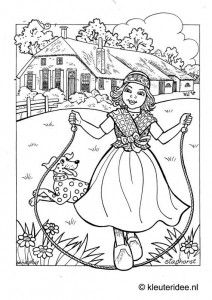 37 Best Holland Coloring Pages Images Coloring Books Coloring