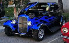 Bad 3 Window coupe