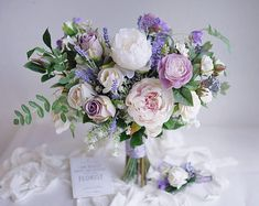 purple ranunculous #flower #florist #flowershop #bouquet #bridebouquet #handtied #wedding #lemongrasswedding #花店 #花藝師 #花 #花球訂造 #boutonniere #brideflower #bride #brideandgroom #flowers #flowerarrangement #weddingflowers #weddingdecor #weddingideas #香港花店 #香港花球 #bridalbouquet #silkflowers #silkflowerbouquet #freshbouquet #weddingflower #weddingday #weddingideas Bride Bouquets, Flower Decorations, Our Wedding, Wedding Flowers, Floral Wreath, Wreaths, Bridal, Weddings, Floral Bouquets