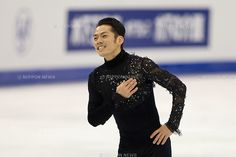 Daisuke Takahashi (JPN), MARCH 30, 2012 - Figure Skating : Men Short Program during the ISU Figure Skating World Championship 2012, at Palais Des Expositions, Nice, France, (Photo by Enrico Calderoni/AFLO SPORT) [0391]