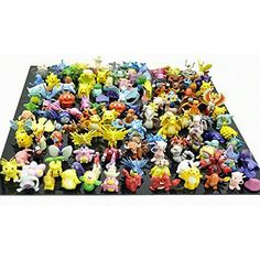 1 Set Per Lots 144pcs Pokemon Action Figures 23cm ** Read more reviews of the product by visiting the link on the image.