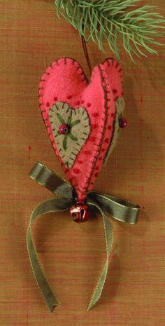 Folk Art Jingle  By Indygo Junction Inc.