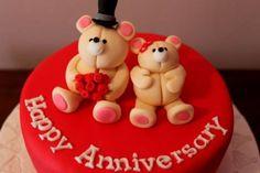 anniversary cakes - Google Search