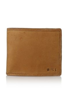 Will Leather Goods Apache Wallet
