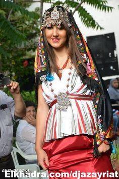 Bluza kabyle -Algeria