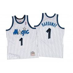 Penny Hardaway Authentic Jersey Orlando Magic Mitchell   Ness Nostalgia Co. af87e9021