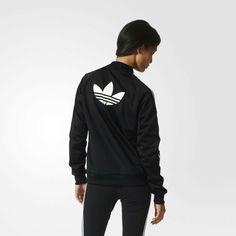 6765bc151a5 Adidas Adidas Damer, Japansk Mode, Vältränade Kvinnor, Nytt Mode, Jackor  För Kvinnor