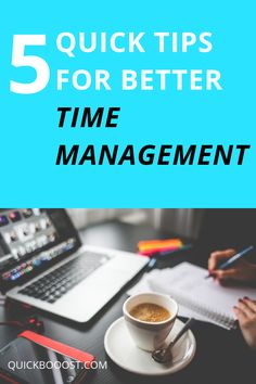 Easy Time Management Activities That You Can Do Right Now Check out these 5 quick time management tips and hacks that you can use for better productivity, time management, and getting stuff done! Time Management Activities, Time Management Printable, Time Management Quotes, Time Management Strategies, Time Management Skills, Productivity Apps, Productivity Management, Teaching Time, The Right Stuff
