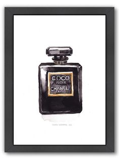 Chanel by Claudia Libenberg (Framed)