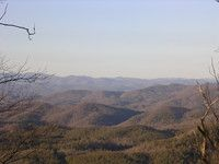 """Sassafras Mountain """"Sassafras Mountain is the highpoint of South Carolina. From the top you can view 6,000' + mountains in the distance. """" Pickens County"""
