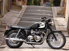 La moto de mis sueños una Triumph... la quiero Bon Neville