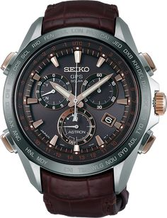 30d484308a9 Seiko Astron Luxury Watch - GPS Solar Chronograph  luxurywatches Спортивные  Часы