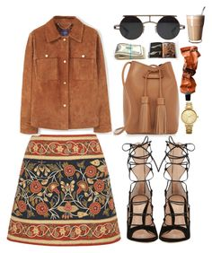 """Retro Folklore"" by finding-0riginality ❤ liked on Polyvore featuring Tory Burch, Violeta by Mango, Tom Ford, Oasis, Gianvito Rossi, Retrò and Aesop"