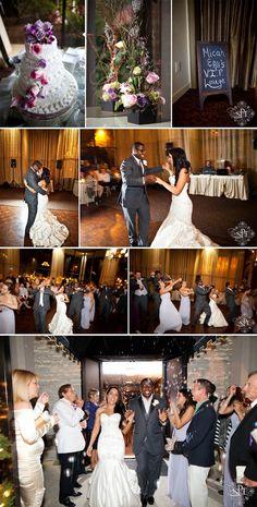 Italian African American Wedding