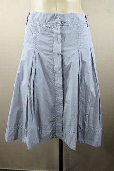 Size XL 16 Country Road Ladies Cotton Skirt Button Boho Chic Feminine Tea Design