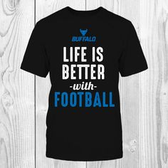 Buffalo Bulls   Life is Better with Football