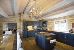 VA06525 cmyk House Design, House Plans, Decor, Cottage Design, Log Cabin Kitchens, House, Native American Decor, Home, Kitchen Remodel
