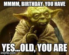 Wise Yoda says...