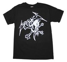 Metallica Scary Guy and Bones T-Shirt