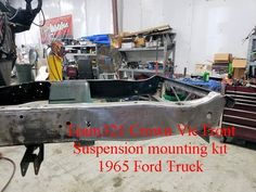 Crown Vic Installation Kit | Team321 79 Ford Truck, Mercury Marquis, Control Arm, Steel Bar, Rat, Crown, Corona, Rats, Crowns