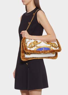 a04001b48c08 Versace Pillow Talk Signature Dea Shoulder Bag for Women