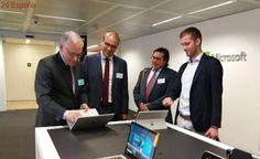 La Diputación de Alicante impulsará proyectos universitarios y empresariales junto a Microsoft