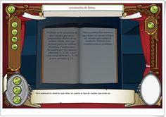"""Acentuación de hiatos"" (Aplicación interactiva de Ortografía) Language, Teaching Resources, Interactive Activities, Spanish Language, Language Arts"