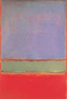 6 (Violet, Green and Red) – Mark Rothko Sold for: Painted in the fifth most expensive painting was bought by Russian businessman Dmitry Rybolovlev in (Pic: Wiki Commons) Mark Rothko Paintings, Rothko Art, Art Paintings, Most Expensive Painting, Expensive Art, Tachisme, Cy Twombly, Abstract Painters, Painting Abstract