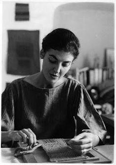 Rational Beauty: Sheila Hicks—Weaving as Metaphor