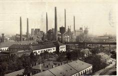 Vítkovice Vysoké pece 1933