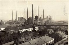 I Ostravsko mělo svého Baťu – Paula Kupelwiesera Paris Skyline, New York Skyline, Czech Republic, Prague, History, Diesel, Industrial, Punk, Travel