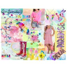 Designer Clothes, Shoes & Bags for Women My Style, Polyvore, Stuff To Buy, Colorful, Live, Beach, Design, Women, Fashion