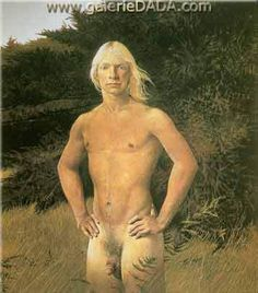The Clearing - Andrew Wyeth Art Reproduction   Galerie Dada
