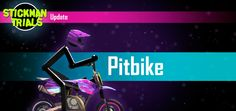 In the near future you can get a record of speed on a absolutely new bike! Meet - PITBIKE! https://play.google.com/store/apps/details?id=com.tribegames.stickmantrials&hl=en  #Stickman #Trials #Game #Android #Unity #Bike #Race #Racing #Cycling #dh #downhill #mtb #jumps #mountains #pitbike #new #update #google #play #quicksand #desert