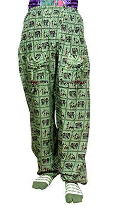 Krishna Mart Cotton Elephant Print Boho Gypsy Trousers Pants Lounge Wear Krishna Mart India http://www.amazon.com/dp/B00T6C4TFK/ref=cm_sw_r_pi_dp_UOwAvb11HEYEK