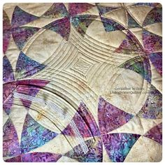 Windings Ways - Modern Vintage Part 2There are several phases to making a quilt. Each phase has many steps. The phases are fabric selection, the quilt top pattern design and finally, the surface quilting design. Each of these can be simultaneously...