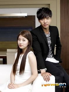 Lee Seung Gi and Suzy open up about their chemistry Gu Family Books, Miss A Suzy, Gumiho, Lee Seung Gi, Lee Sung, Bae Suzy, Korean Celebrities, Kpop, Open Up