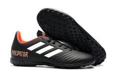 d10e4039 Cheap Adidas Predator Tango 18.4 TF Football Boots Black White Orange