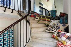 Wabi Sabi Fabrics (source Scion) Fabric Wallpaper Australia / The Ivory Tower