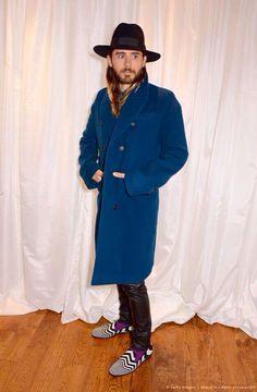 Jared Leto at Dallas Buyers Club Premier in London 1/29/14