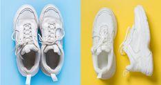 Egyszerű, olcsó házi módszereket mutatunk, amikkel újra olyan fehér lesz a cipő, mint új korában.