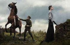 The Call in the Cavalry Spread Stars War Horse's Jeremy Irvine #fashion trendhunter.com