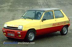 Renault 5 monte carlo