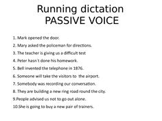 Welcome to BusyTeacher's Passive Voice worksheets section, where you can find a number of free print ready lesson worksheets that you can use at home or with the students. Word Formation, Adverbs, The Visitors, Classroom Activities, Crochet Lace, Grammar, Worksheets, The Voice, Teacher