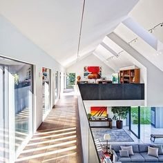 Tour the Stunning Santa Monica Home of Hollywood Brian Grazer : Architectural Digest